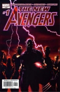 The New Avengers #1 - 2004 Marvel