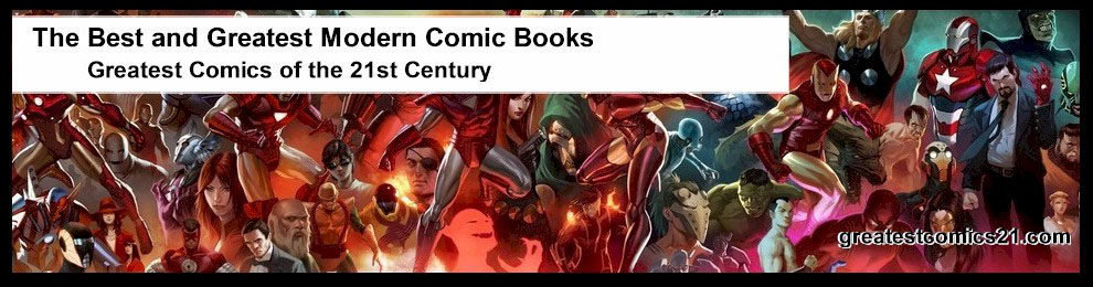 The Best and Greatest Modern Comic Books