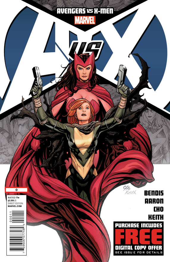 AVENGERS VS. X-MEN #0 REVIEW