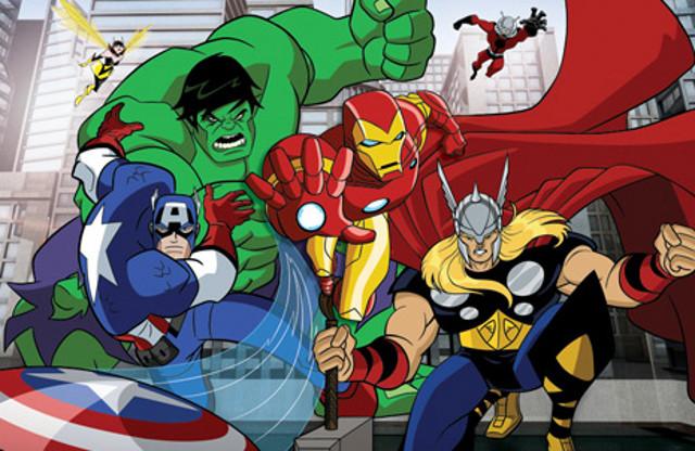 The Avengers: Earth's Mightiest Heroes Season Two Trailer