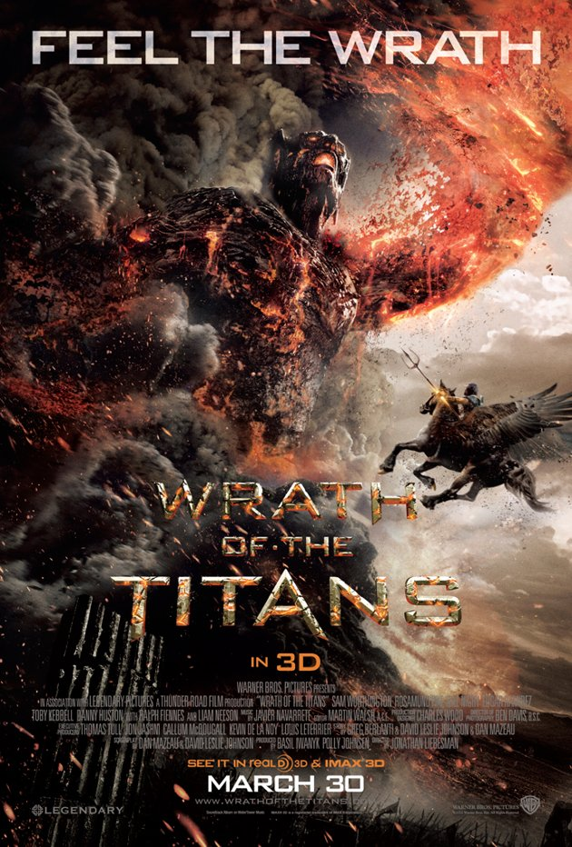 Clash of the Titans 2: Wrath of the Titans