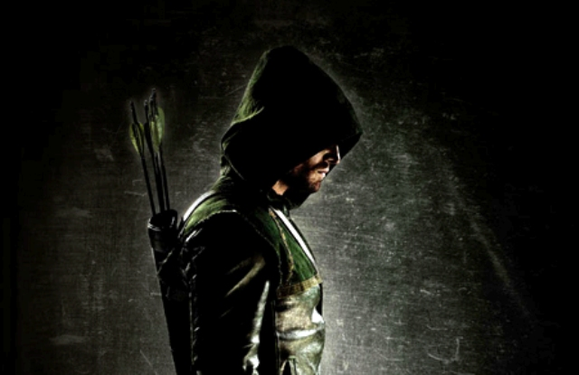 The Green Arrow New Costume For TV Show, Arrow