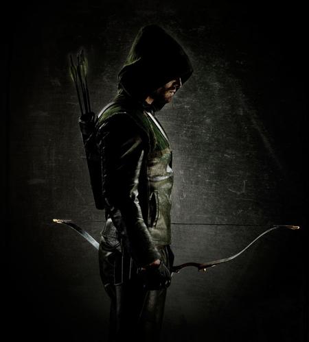 The Green Arrow New Costume For TV Show, Arrow