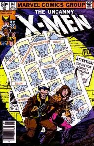 Uncanny X-Men 141