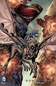 Man Of Steel Prequel From DC Comics 2013