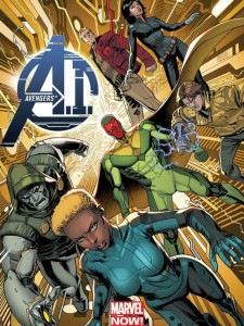 Avengers A1