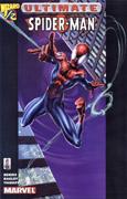 Ultimate Spider-Man #1/2 Wizard