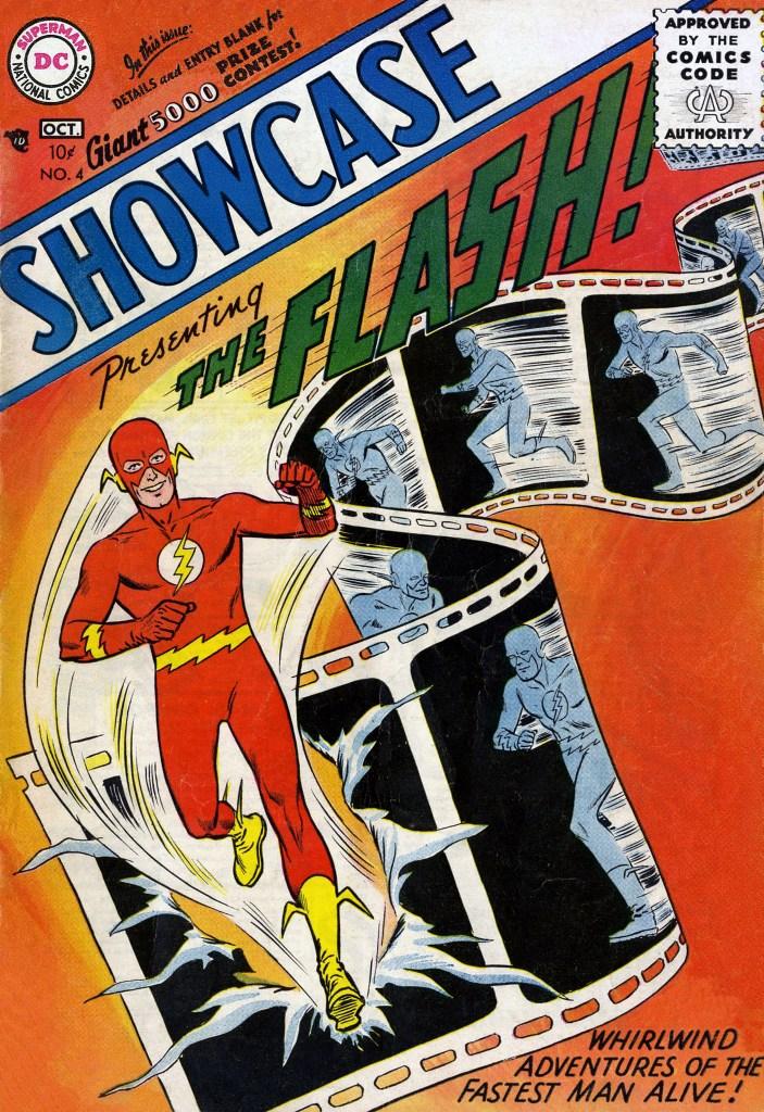 First Barry Allen Flash