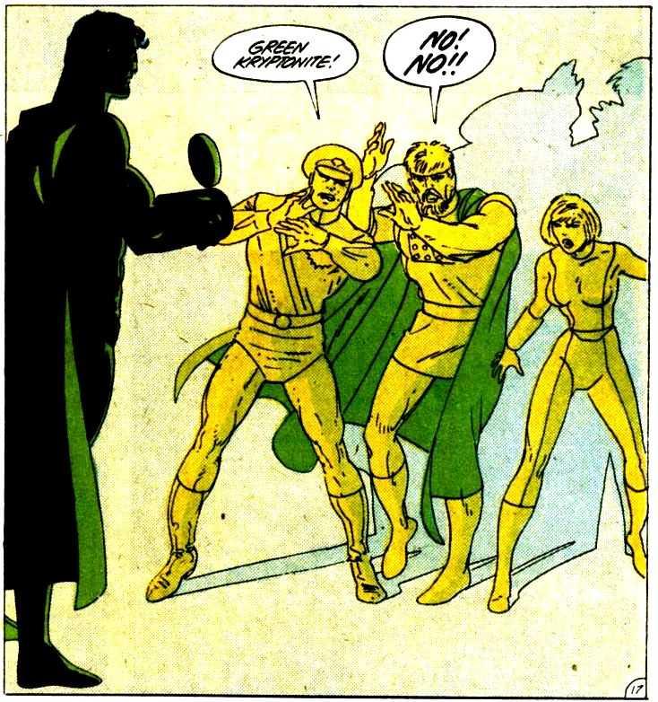 Superman #22 Zod