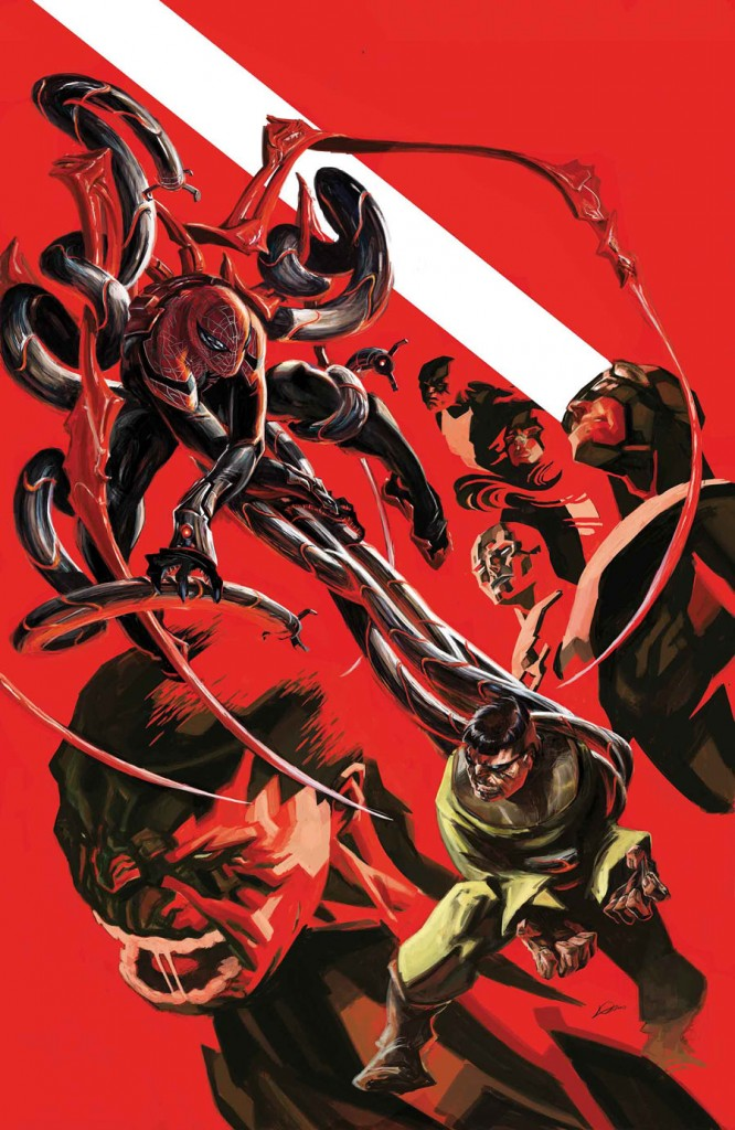 Superior Spiderman Team-Up Special 1