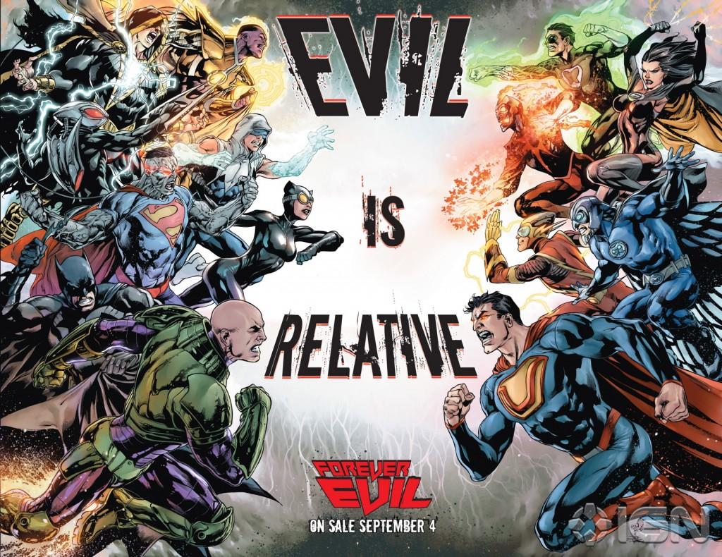 Evil Is Relative