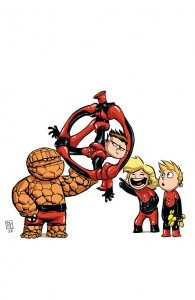 Fantastic-Four-1-Young Art