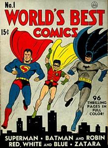 Worlds Best Comics 1