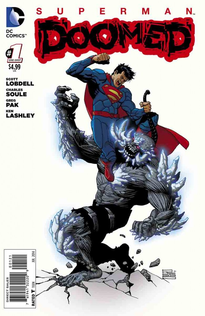 Superman Doomed 1