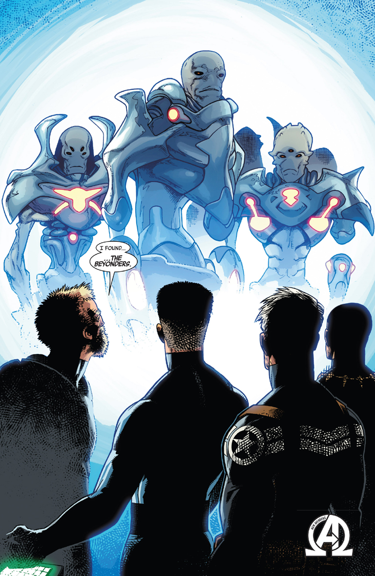 Who Is Marvel's Beyonder And Battle World? – Comics Talk News Blog