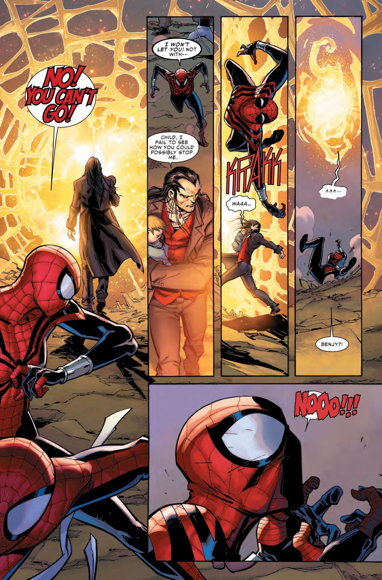 Amazing Spider-Man Renew Your Vows #8 MARVEL 2017