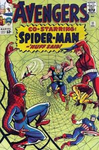 Avengers Meet Spider-Man