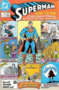 Superman 423 Alan Moore Story