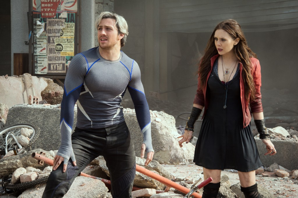 Maximoff Siblings