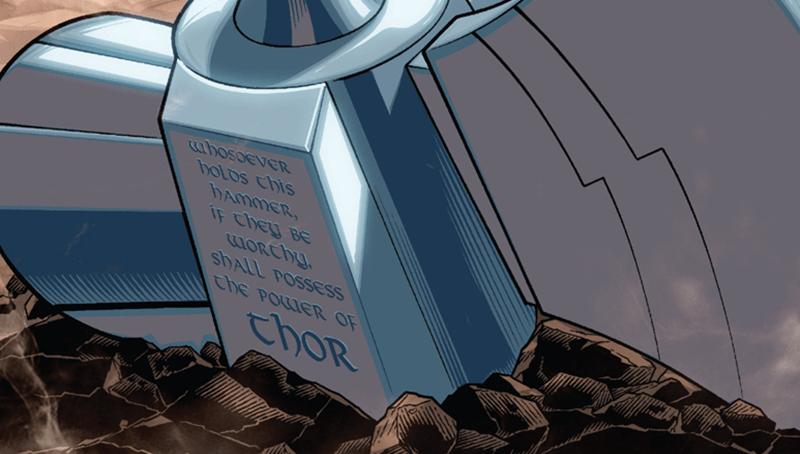 The Unworthy Thor Returns