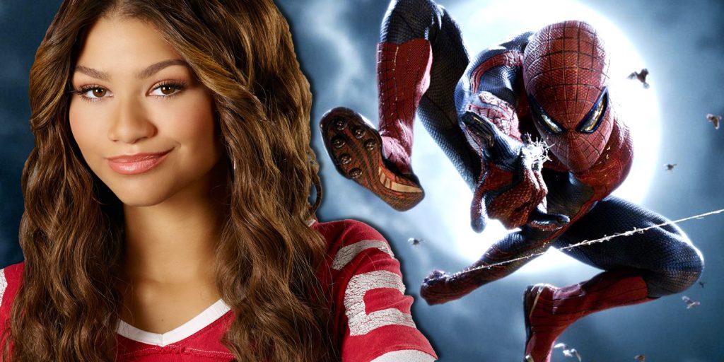 Zendaya in Spider-Man