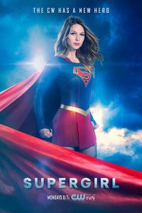 Melissa Benoist as Supergirl -- The CW