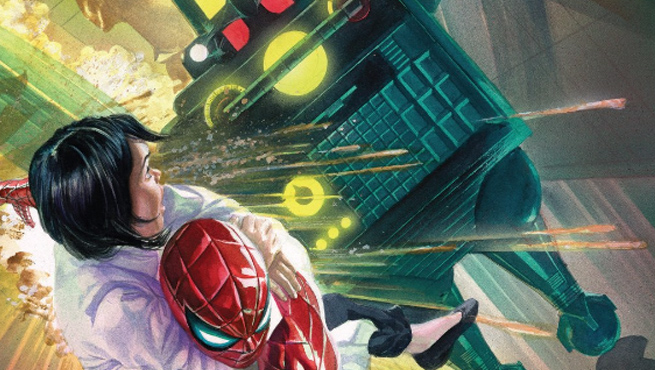 Amazing Spider-Man #18: Where is Doc Octopus?
