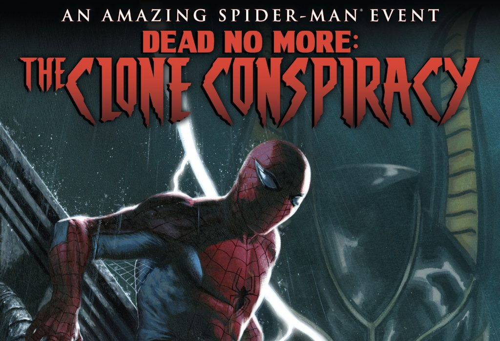 Dan Slott: 'The Clone Conspiracy' Means Problems for Peter Parker