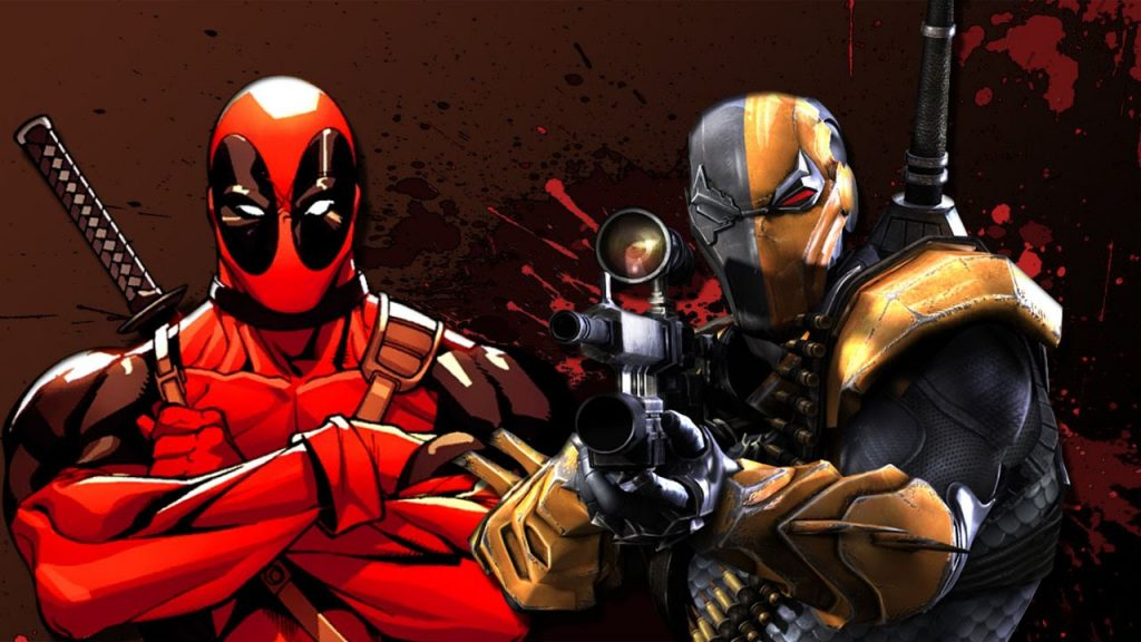Deadpool & Deathstroke