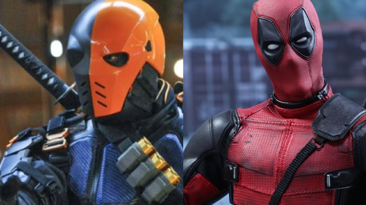 Is Deadpool Like Deathstroke?