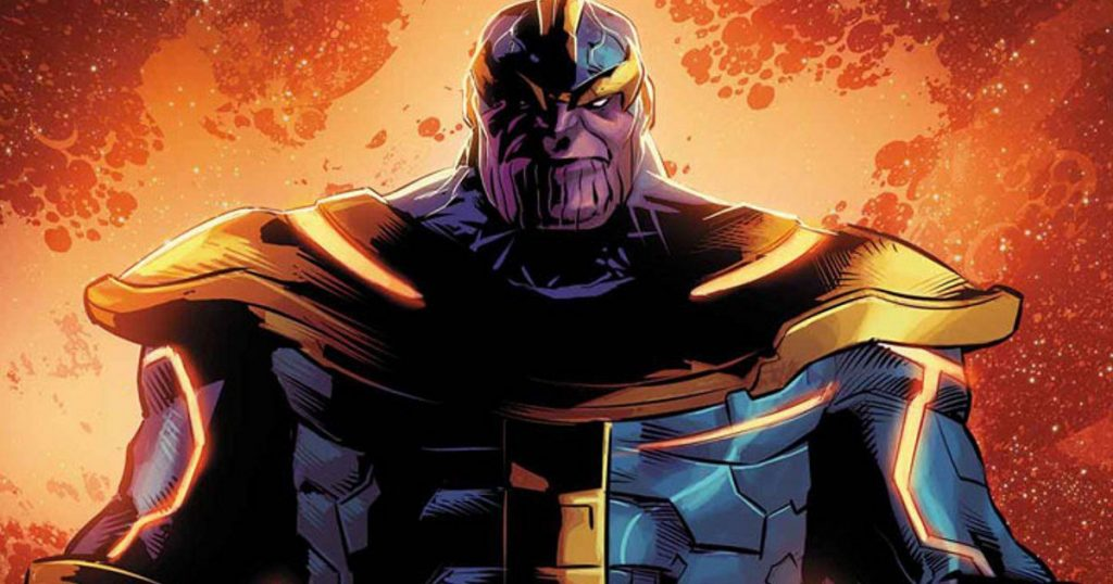 Preview Thanos #1 By Jeff Lemire & Mike Deodato