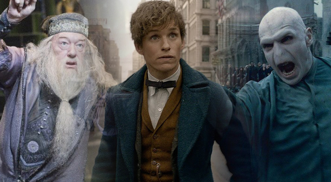 J.K. Rowling Teases Fantastic Beasts & Harry Potter Connection