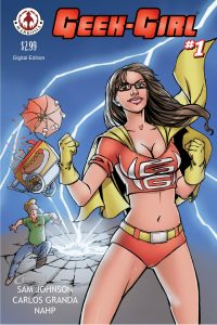 Geek-Girl 1