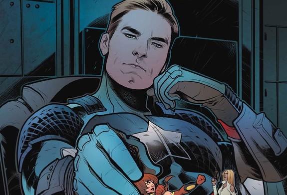 Marvel Releases Trailer for Hydra Captain America