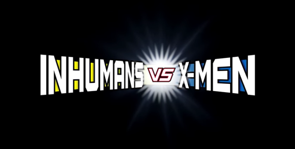 Marvel's Inhumans Vs. X-Men Gets A New Trailer