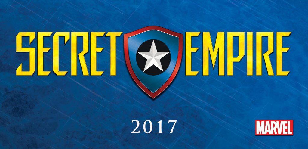 Marvel Teaser for Secret Empire