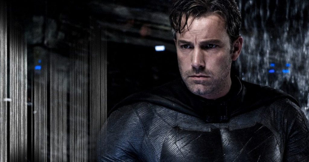 Ben Affleck Not Directing Batman Movie