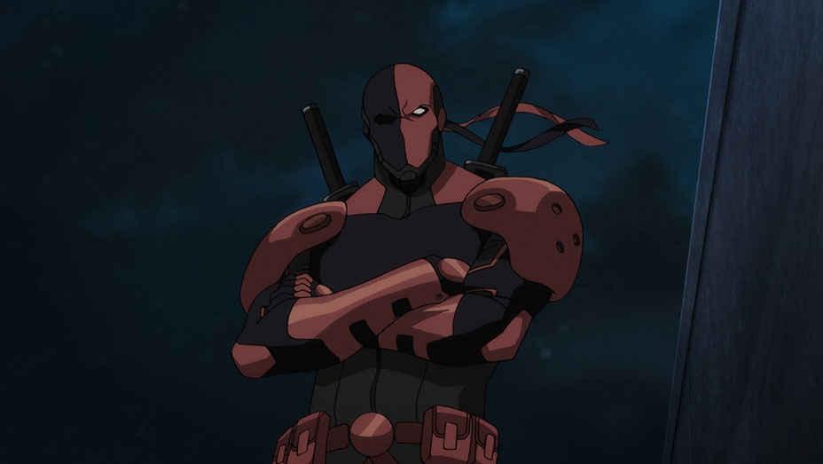 Teen Titans: The Judas Contract Animated Movie
