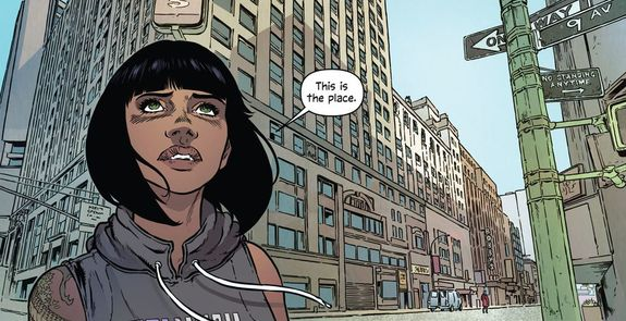 THE WILD STORM #1 Aims To Reinvent 21st Century Superheroes Again
