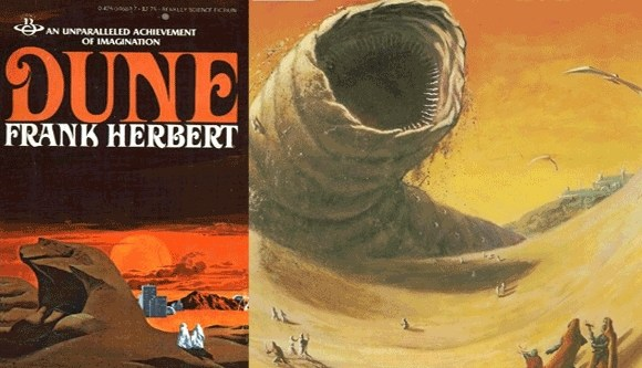 Possible Dune Adaptation from Denis Villeneuve