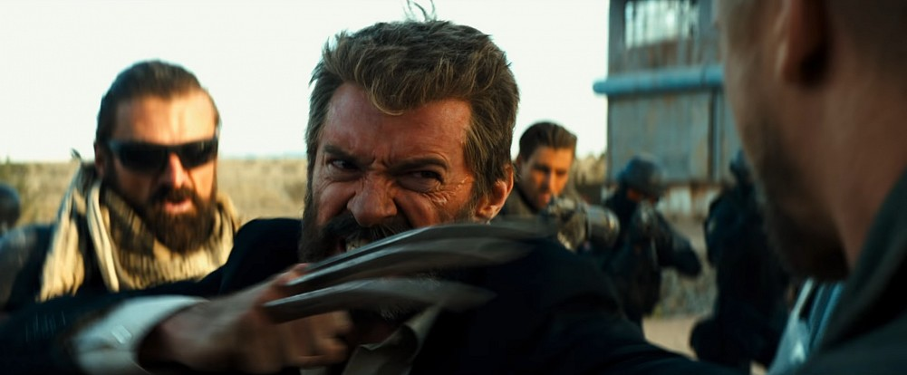 Logan Movie is Here