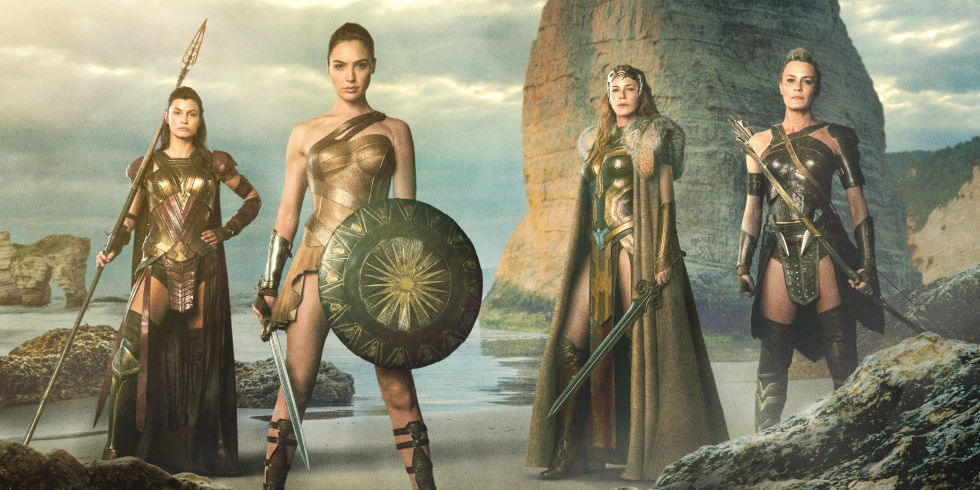 WONDER WOMAN – DC Films Producer Interview