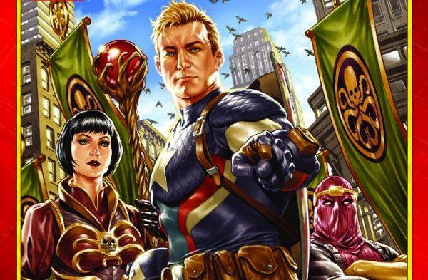 Marvel's Secret Empire Top Secret Villain Variant