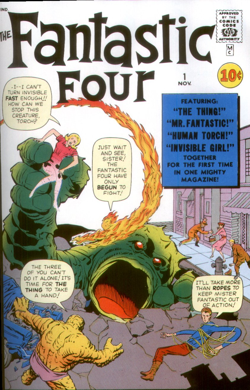 1 The Magician On Pinterest: Where Are The Fantastic Four?