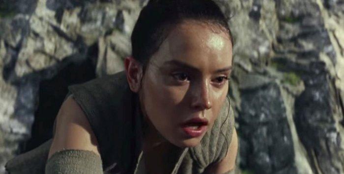 Star Wars: The Last Jedi Teaser Trailer