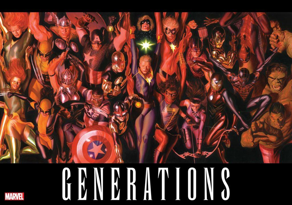 Marvel Generations
