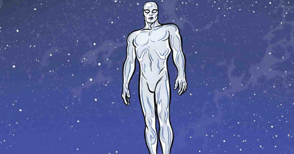 Silver Surfer Gets Cancelled