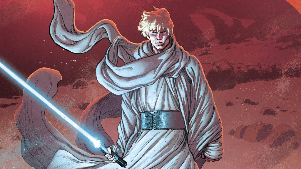 DARTH VADER creative team takes over in STAR WARS #38
