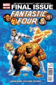 Fantastic Four 611