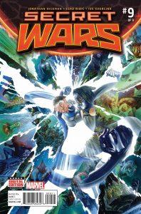 Secret Wars 9